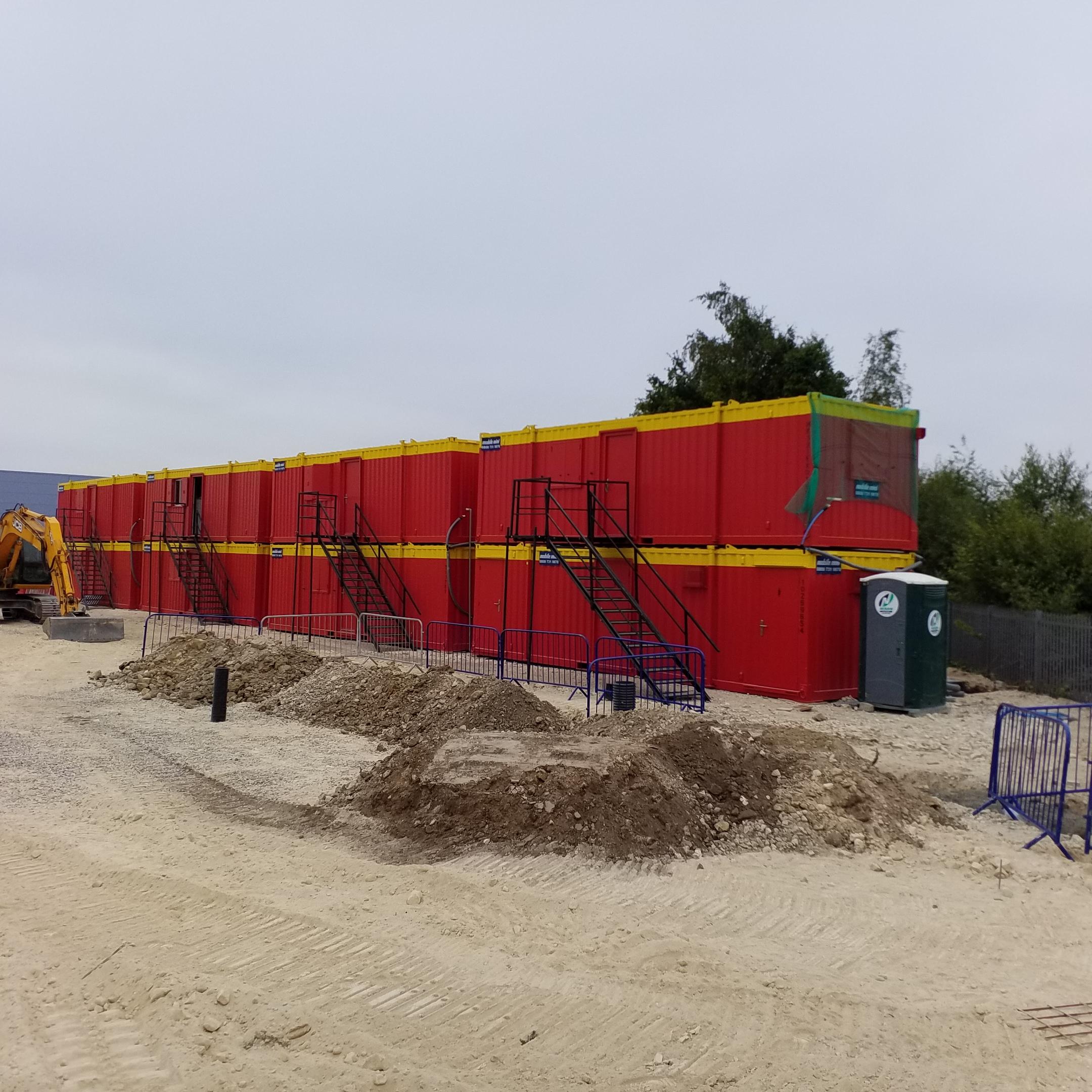 Enabling works start on Valentine Court development site