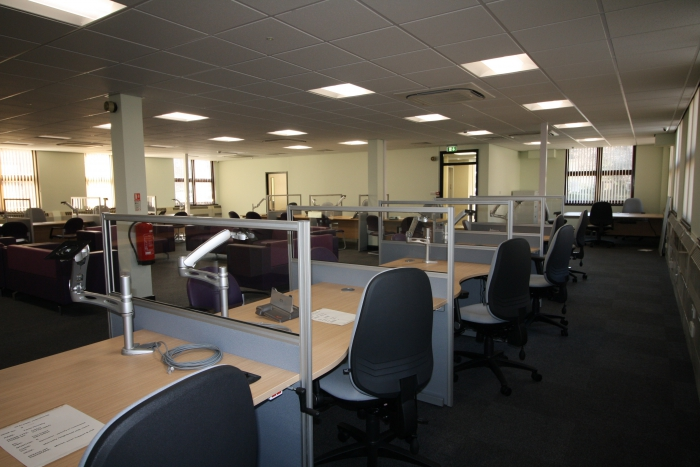 Lindum Group completes office renovation work at South Holland District Council HQ