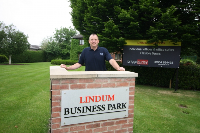 Sky's the limit for roofing company after move to Lindum Business Park