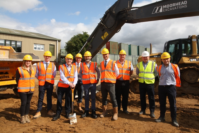Lindum starts work on extension for 100 year old Yorkshire business
