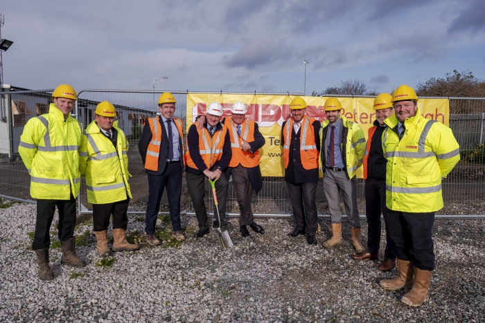 Freight company on track for £3m investment in new Peterborough office