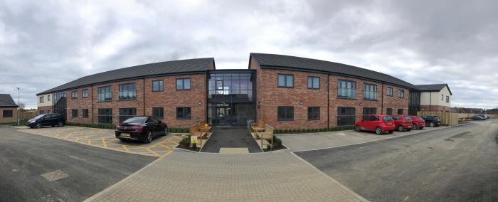 LACE Housing opens third new development