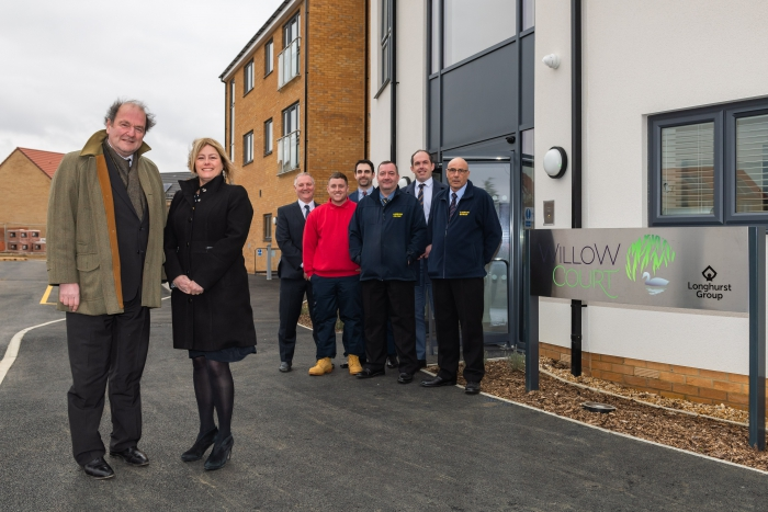 New £9.3 million assisted living centre opens near Peterborough