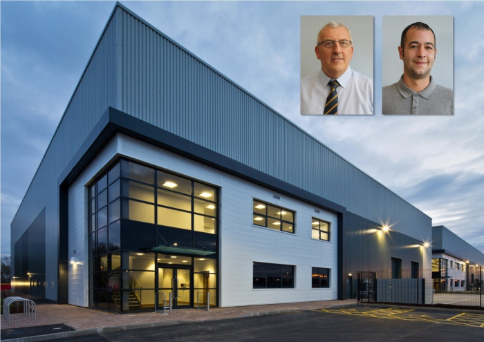 Site managers and construction project praised at Building Excellence awards