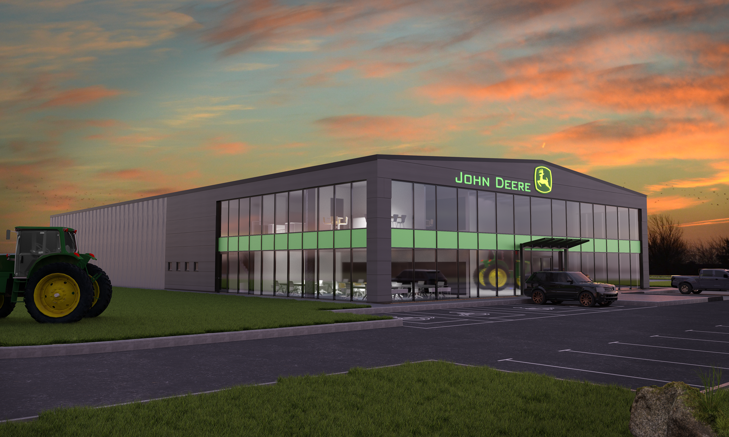 New agricultural machinery dealership could create 20 jobs