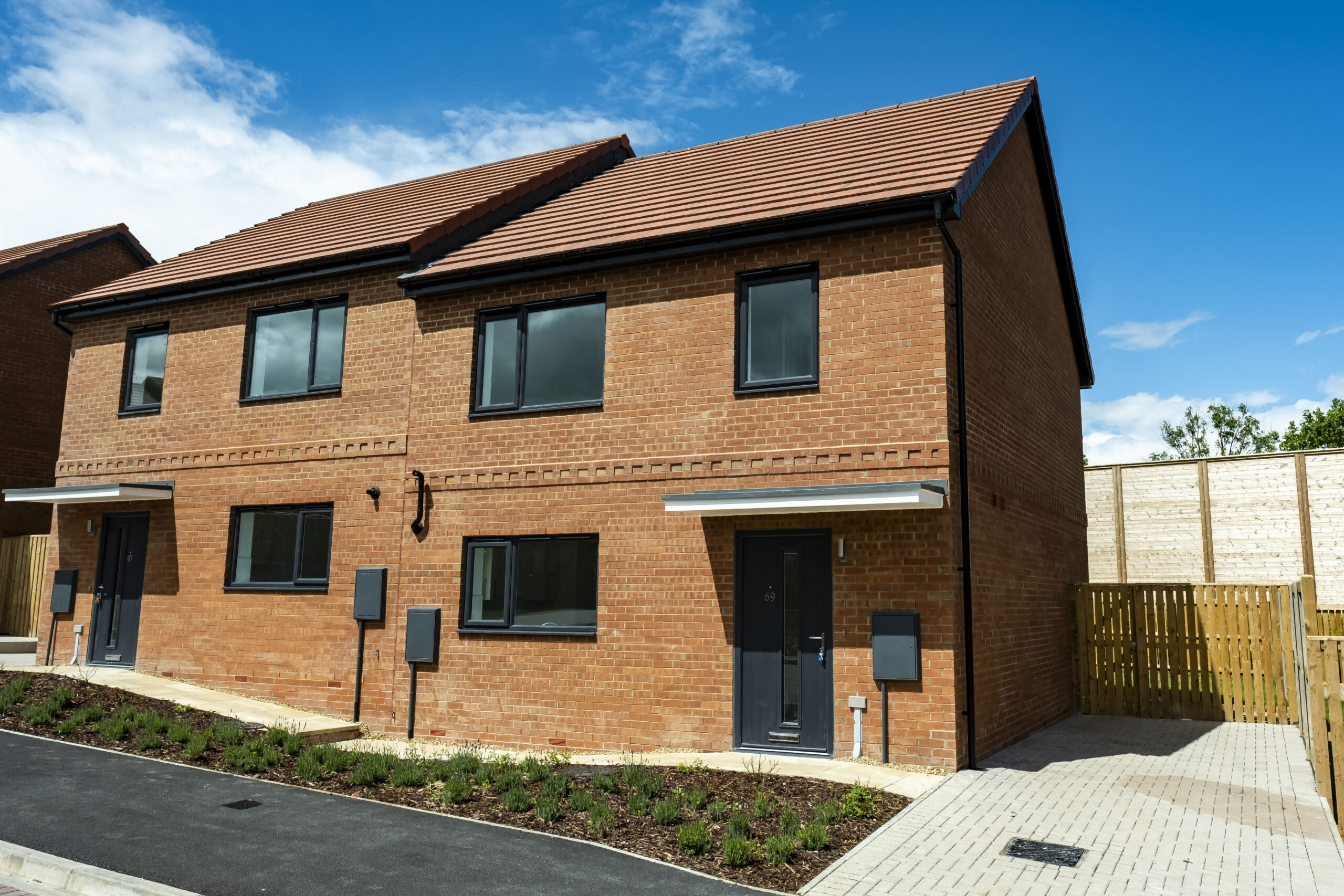 £7.8 million affordable homes scheme completed in Yorkshire