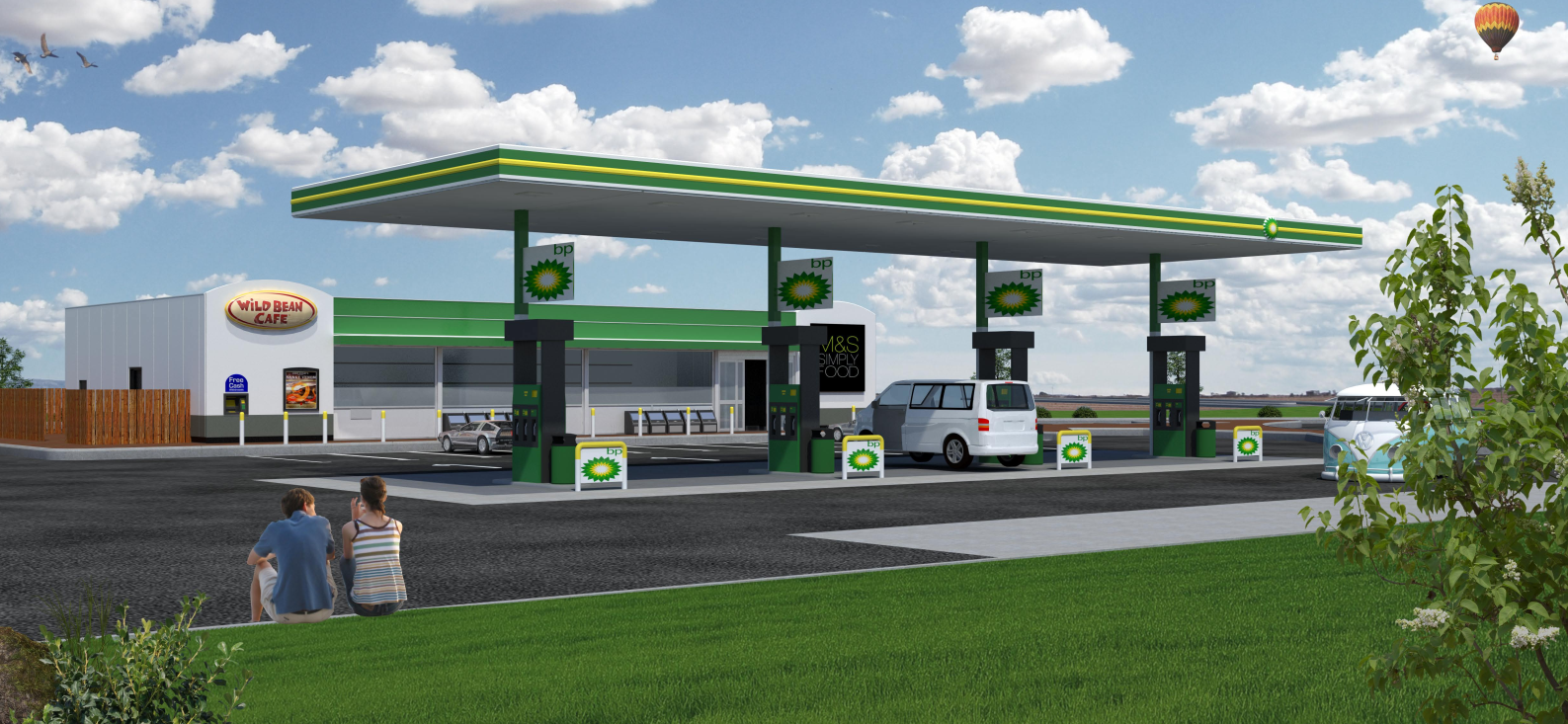 Plans for new petrol station approved at appeal