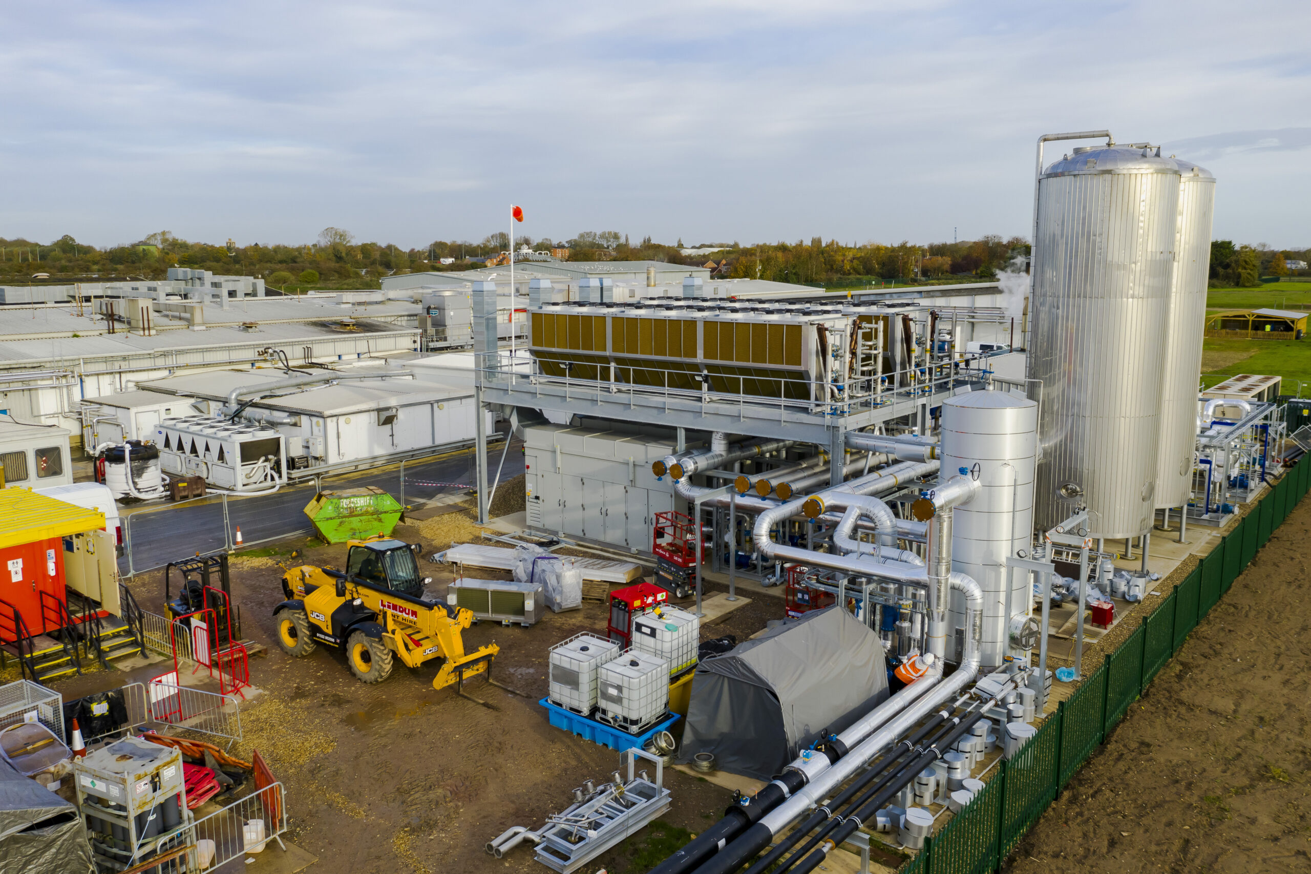 Lindum has the right ingredients for food sector