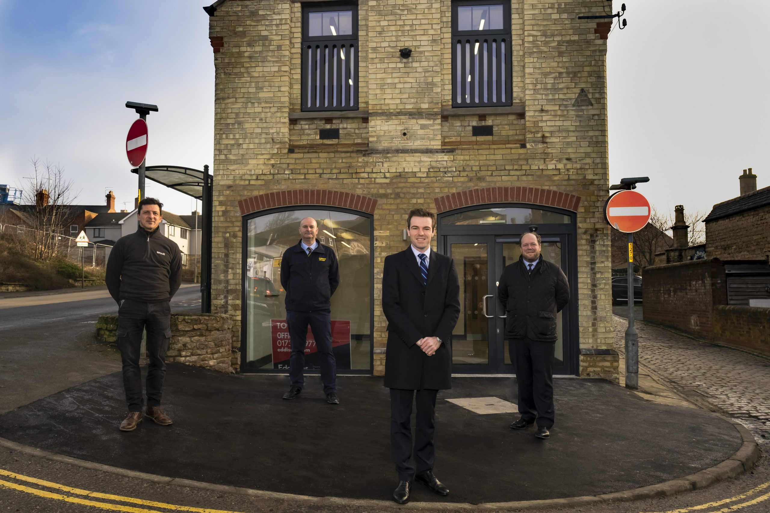 Transformation of ambulance station is complete