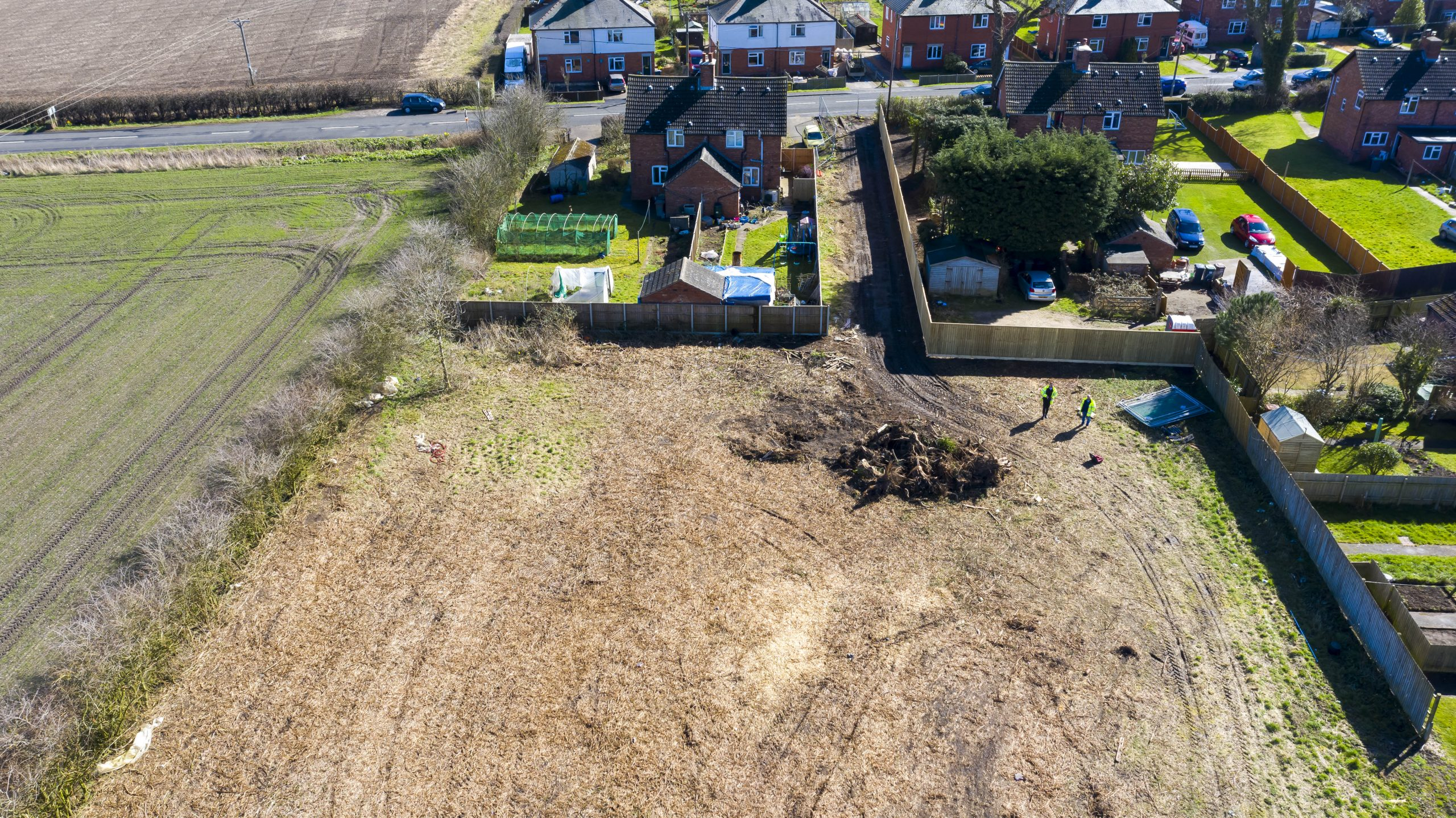 Work begins on new energy efficient council homes