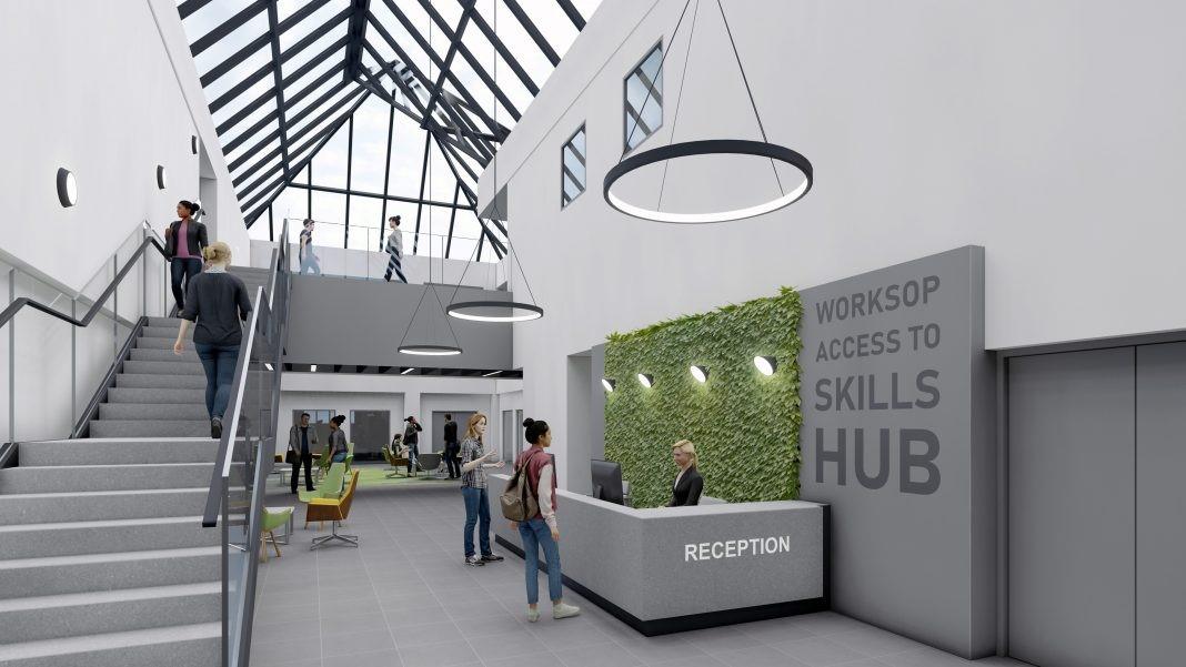 Lindum to build new skills hub in Bassetlaw