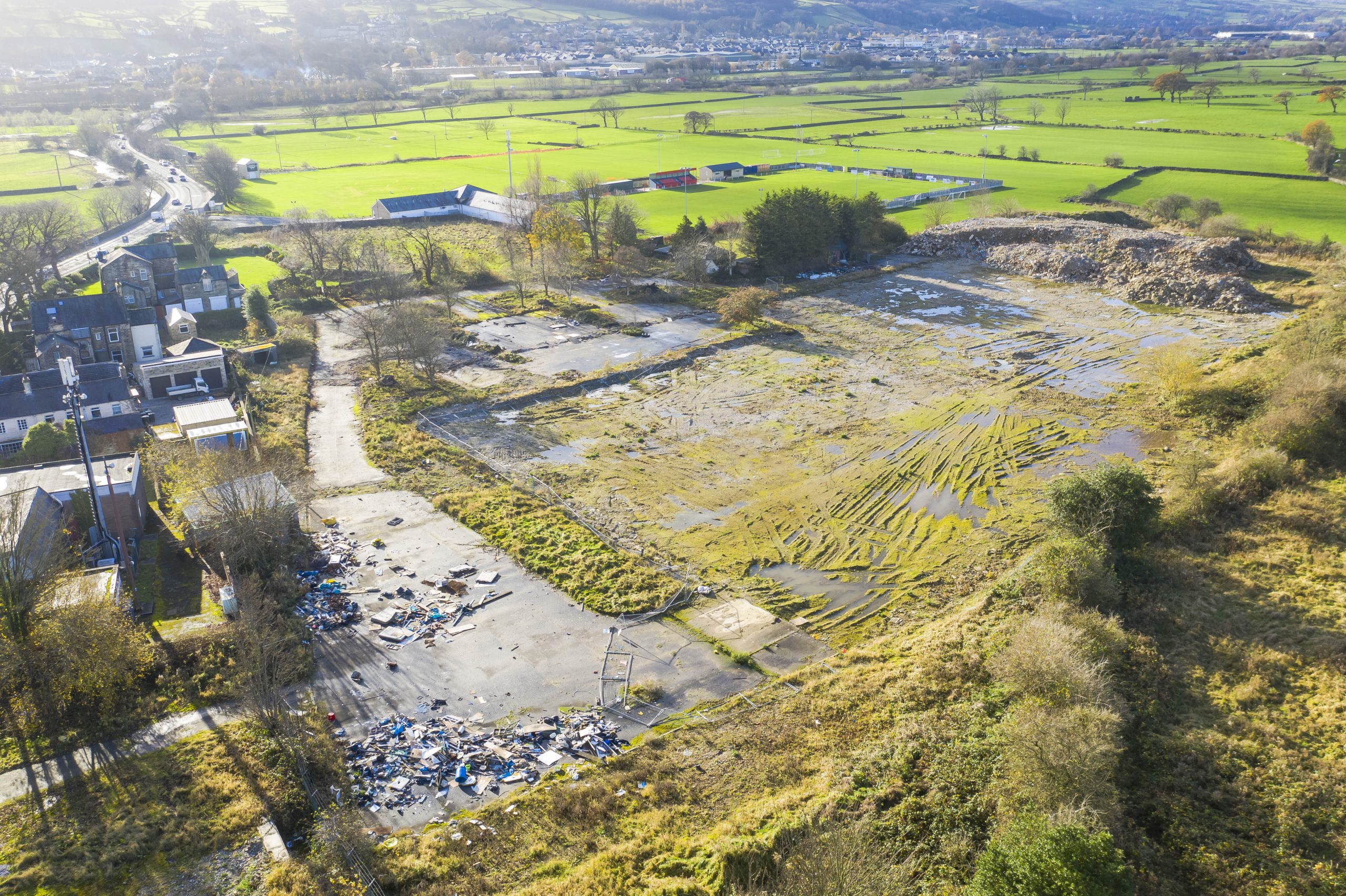 Work begins on affordable homes in Silsden