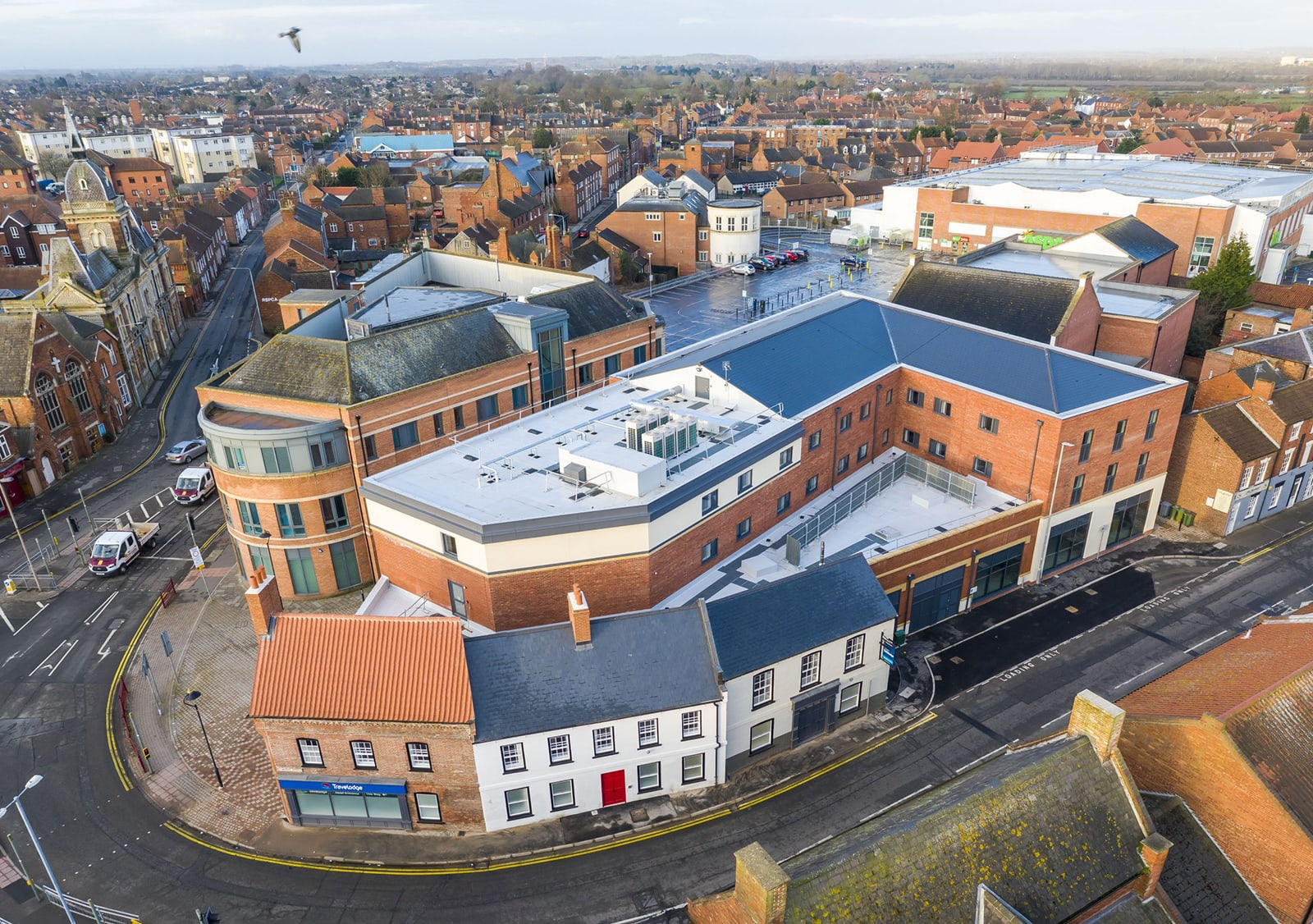 Former Robin Hood Hotel officially opens as Travelodge today