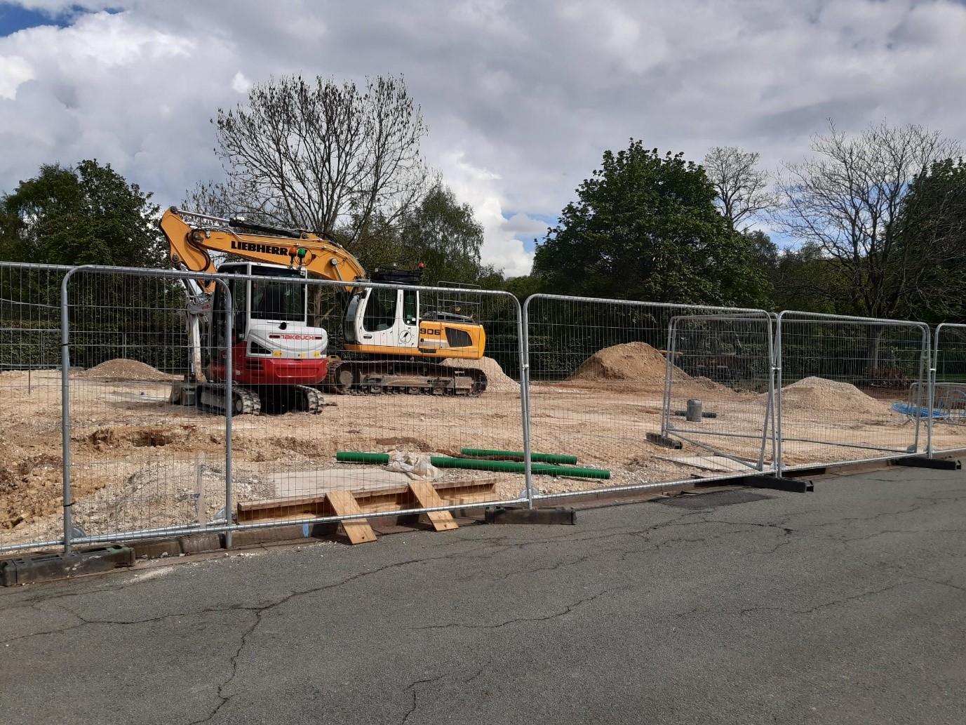 Work continues to improve Lincoln Crematorium facilities