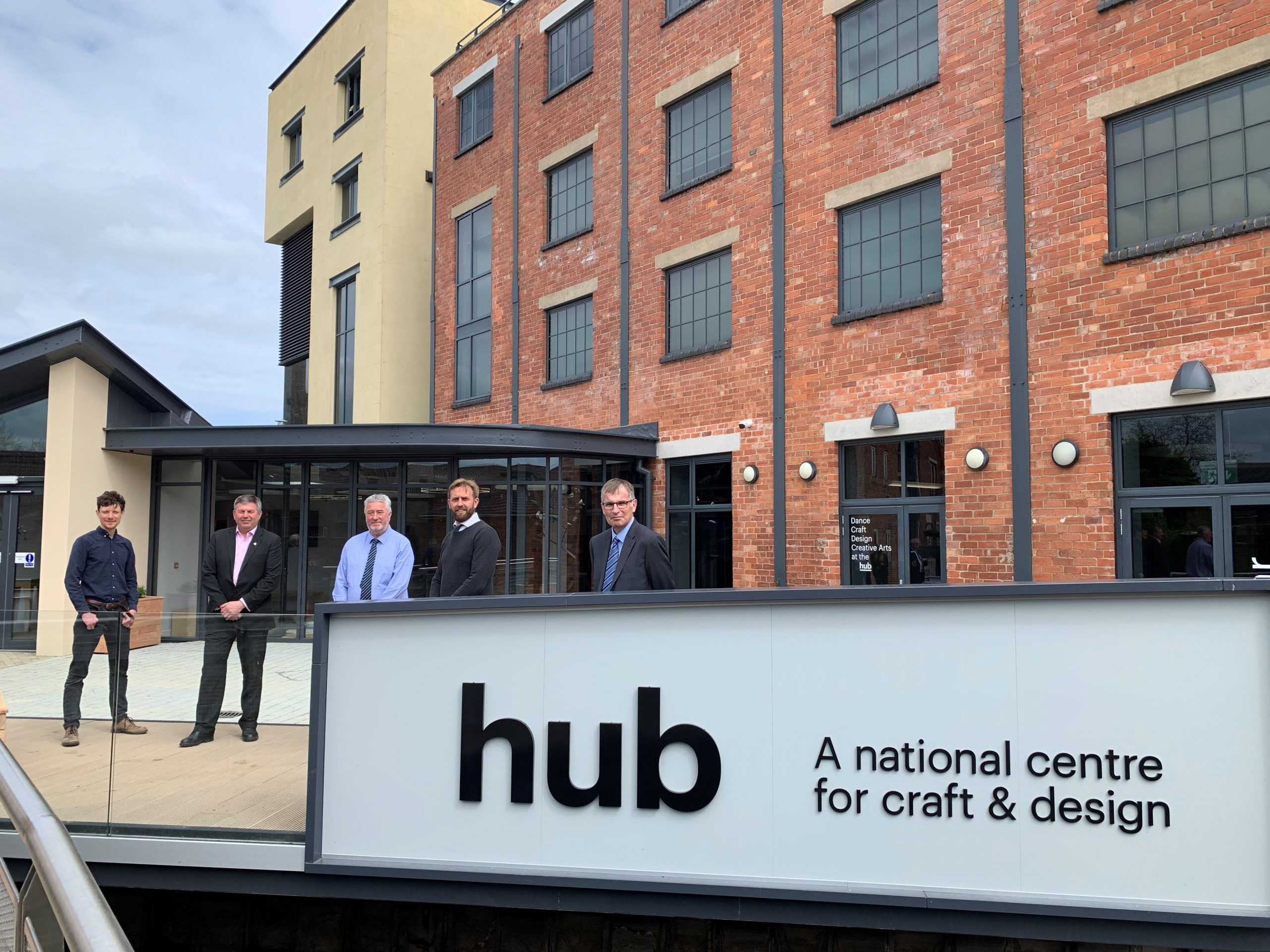 Arts hub to reopen after £1.2m revamp