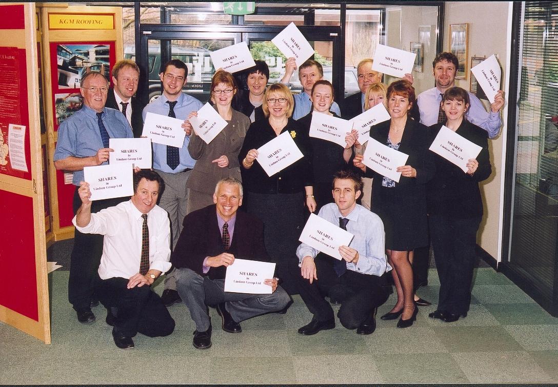 Lindum Group celebrates Employee Ownership Day
