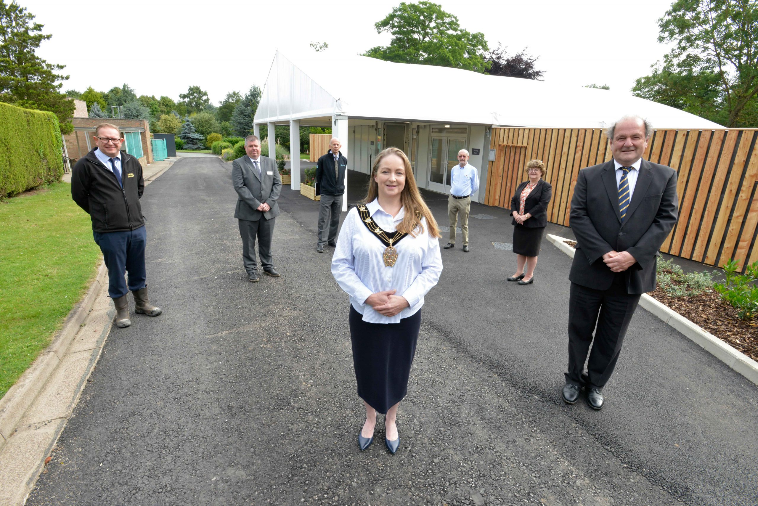 Second chapel opens at Lincoln Crematorium