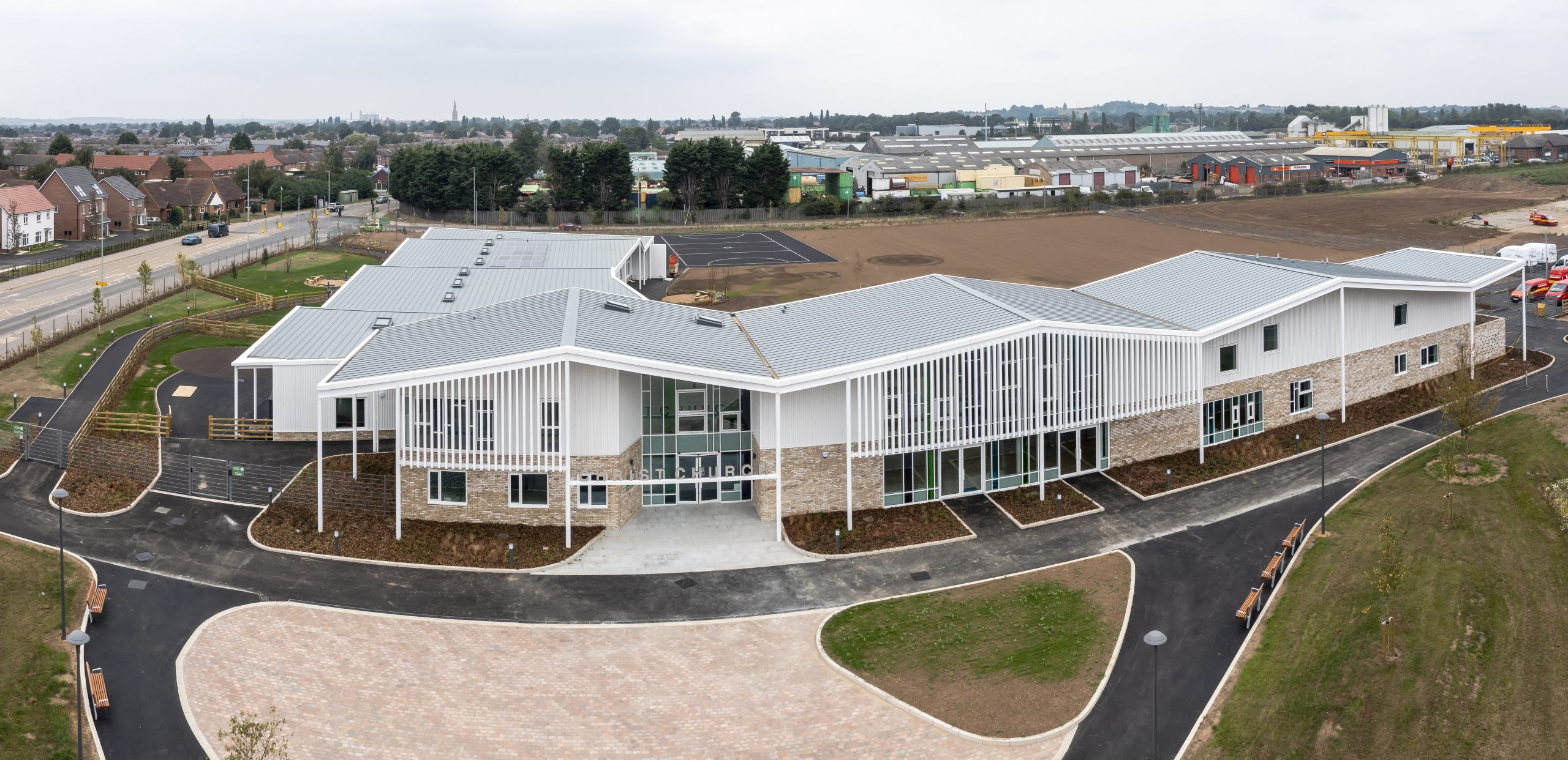 Lindum completes new primary school in Middlebeck